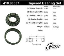 Wheel Bearing and Race Set-RWD Centric 410.90007
