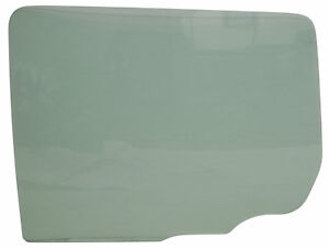 2005-2009 Hummer H2 Rear Left LH Window Glass Non-Tinted Export New OEM 15823108