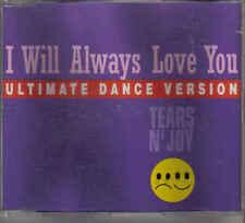 Tears N Joy-I Will always love you cd maxi single