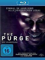 The Purge - Die Säuberung [Blu-ray] von DeMonaco, James | DVD | Zustand sehr gut