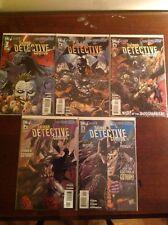 DC Comics new 52 BATMAN Detective Comics Issue 1-9 FIRST PRINT