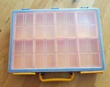 Nut and Bolt Storage Carry Cases. 8 Compartments. Free UK Delivery.
