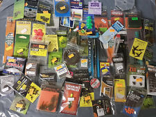 50 mixed fishing tackle items - Match carp pike - freshwater tackle - JOB LOT -