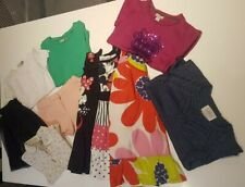 Girls summer bundle tshirt top shorts dress jumper playsuit skirt size 3-4 years