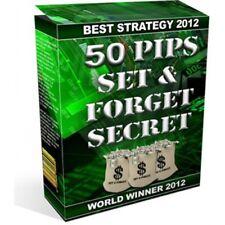50 Pips Set & Forget Secret - Forex Trading System