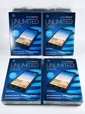 Alcatel Tetra 4G LTE Smartphone AT&T (GSM Unlocked - Libres) LOT OF 3 - NEW