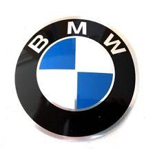 Original BMW Radkappe Emblem / Aufkleber /Plakette selbstklebend  Ø 82 mm