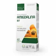 AMYGDALIN Medica Herbs 60 Kapseln Extrakt 150:1 Vitamin B17 Aprikosenkerne