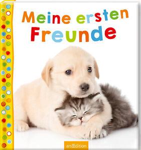 Meine Kindergartenfreunde Freundebuch Kindergarten Ab 3 Jahren + BONUS