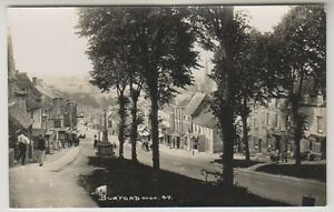Oxfordshire postcard - Burford - (A22)