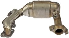 Exhaust Manifold with Integrated Catalytic Converter Left,Front Dorman 674-831