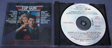 TOP GUN Original Motion Picture Soundtrack AUSTRALIA CD Tom Cruise