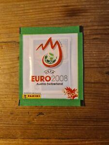 Panini Euro 2008 Sticker Pack - Original, unopened - 5 stickers in each pack
