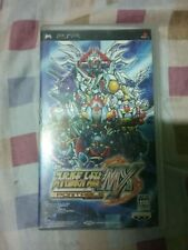 Super robot wars MX for PSP
