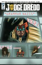 Judge Dredd Ongoing #7 Subscription Cover Comic Book 2016 - IDW
