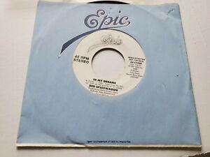 "Reo Speedwagon - IN My Dreams 1987 Promo Pop Rock Aor 7 "" (NM)"