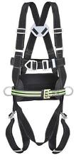 Safety Harness 4 Point Front & Rear D Attachment ELASTICATED