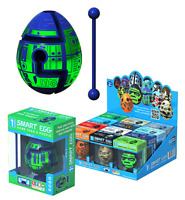 Smart Egg 3D Maze Puzzle Labyrinth Novelty Challenging Brain Teaser Gift 1 Layer