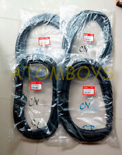 HONDA CIVIC 4 DOOR SEDAN EG EG8 EG9 EH EH9 SEAL RUBBER WEATHERSTRIP EX DX LX