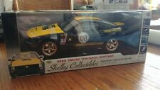 HAND SIGNED CAROLL SHELBY DIE CAST 2008 FORD TERLINGUA MUSTANG 1:18