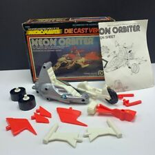 Micronauts Mego 1976 robot action figure vehicle complete Neon Orbiter diecast