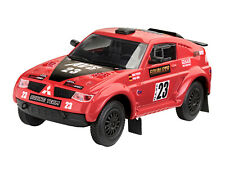Revell 06401 Build & Giocare Pajero Rallye, Auto Kit Modellismo 1:3 2