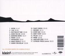 Bauchklang – Many People ( Free Jazz ) - Navigator, Radio, Paleo, Warp CD NEU