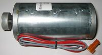"Buhler 24 V DC PM Large Hobby Robot 4000 RPM Motor - 1"" Grooved Aluminum Pulley"