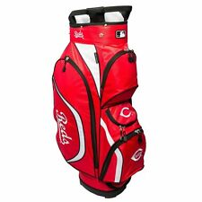 New MLB Team Golf Cincinnati Reds Clubhouse Golf Cart Bag