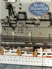 Model Shipwright No 96  (Conway 1996 1st) with Modellers Draught plan