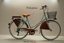 Bici bicicletta trekking donna olanda 26x1.3/8 7 velocita shimano PERSONALIZZABI