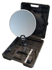 DIGITAL AERIAL CAMPING ANTENNA CAMPER 35 CM IN THE CASE OPTICUM