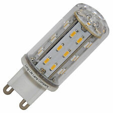 G9 35 SMD LED Light Bulb warm white NEW Technology replaces G9 halogen