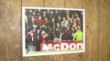 Eric Cantona  Kung Fu Kick Man Utd Fantastic POSTER