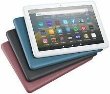 "2020 Amazon Kindle Fire HD 8"" Tablet 32GB[10th Gen]Alexa Black/Blue/Plum/White🔥"