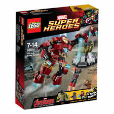 Lego Marvel Super Heroes Set 76031 The Hulk Buster Smash Age 7-14