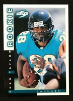 1998 Score Fred Taylor #242 Rookie Card Jaguars RC NM/MT
