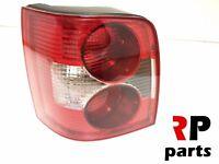 FOR VW PASSAT ESTATE 2000-2005 REAR TAIL LIGHT LAMP PASSENGERS SIDE LEFT N/S