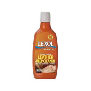 LEXOL ORIGINAL FORMULA LEATHER DEEP CLEANER