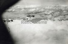 WW2 Picture Photo A-26 Invader Bombers dropping bombs on German positions 0100