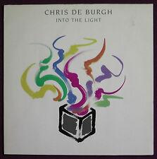 Chris de Burgh - Into the light - LP Vinyl 1986 - 395121