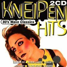 Kneipen Hits-80's Wave Classics Human League, Arcadia, Fun Boy Three & .. [2 CD]