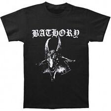 BATHORY - Goat Logo T-shirt - NEW - LARGE ONLY