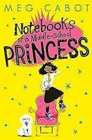 Libretas de Una Middle-School Princesa Libro en Rústica Meg Cabot