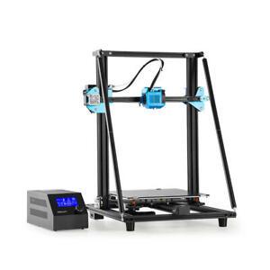 Creality 3D Printer DIY Kit CR-10 V2 300x300x400mm Printing Size Resume Silent