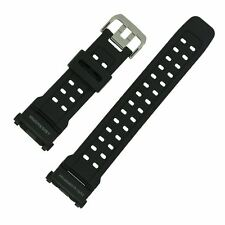 New Genuine Casio G-Shock Black Resin Replacement Strap G-9000-1 10237942