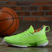 2020 new men's and women's Under Armour curry 7 training basketball shoe size us
