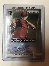 2013 Panini Prizm Autographs #RTS Tyler Skaggs Arizona Diamondbacks Auto Rookie