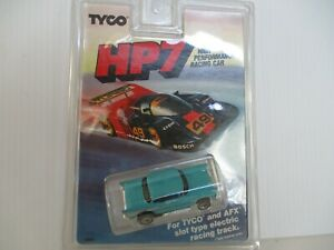 Tyco HP7  turquoise 57 Chevy