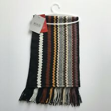Missoni for Target Zig Zag Winter Scarf 20th Anniversary Limited Edition NWT